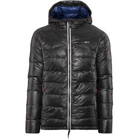 Yeti Ace H-Box Daunenjacke Herren black/estate blue